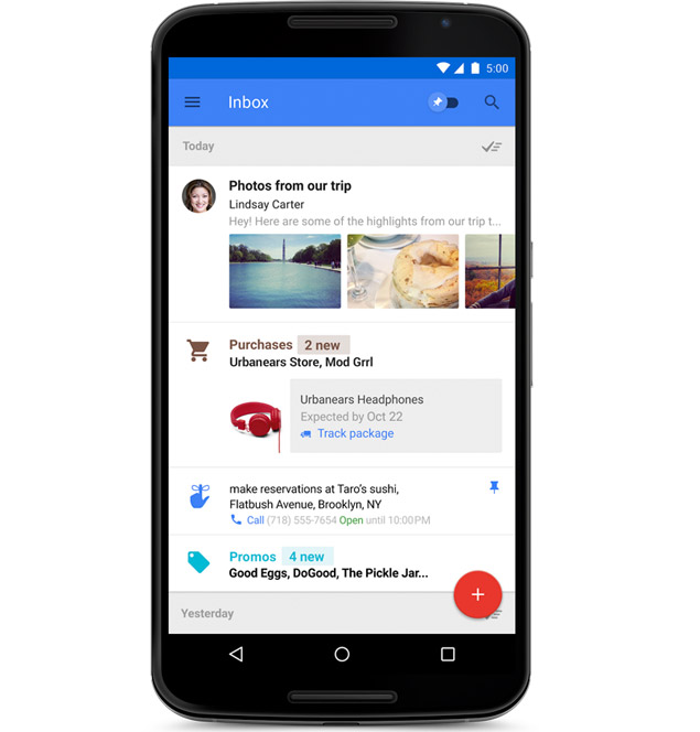 Google lança app de e-mail com visual diferente do Gmail para convidados